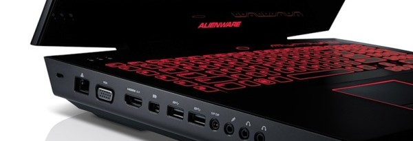 The Alienware M18X AM18X-6732BAA is a beast and a half