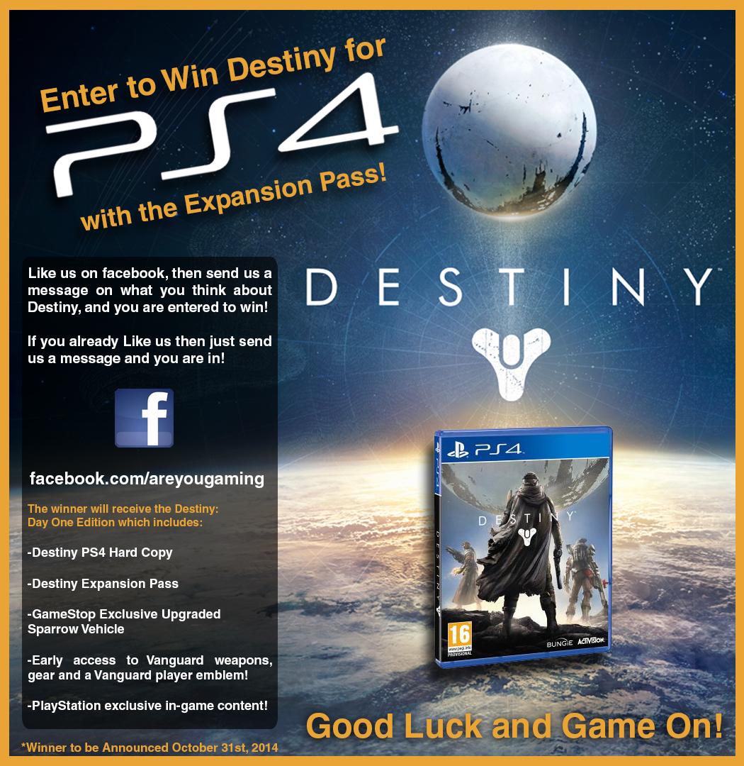 Destiny Contest