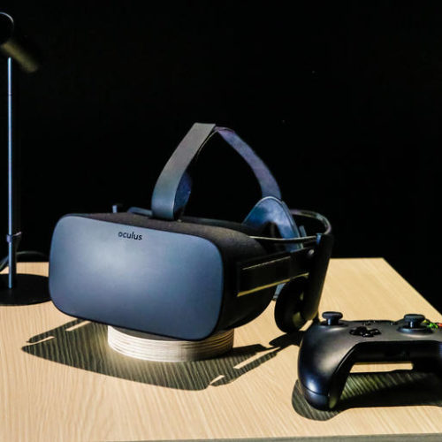 Microsoft and Oculus Rift Partnership