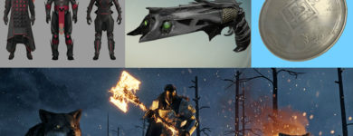Destiny Rise of Iron information update