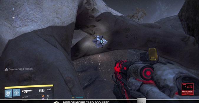 Destiny Ghost Fragment Thorn 2