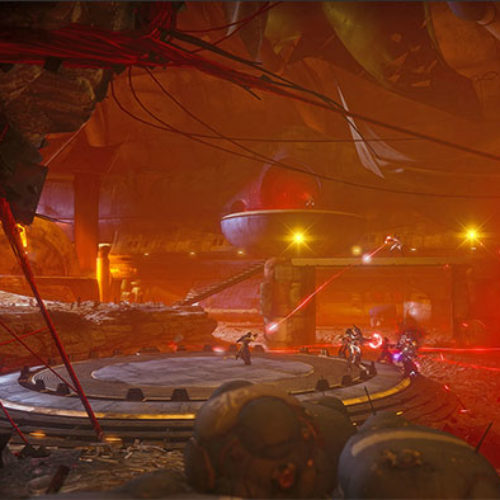 Destiny Rise of Iron The Archon's Forge