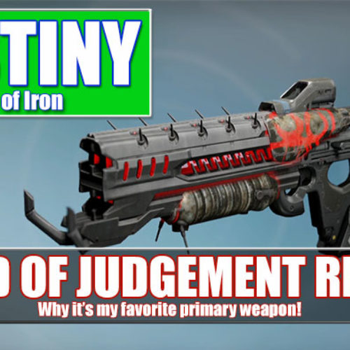 Destiny Hand of Judgment