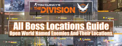 division boss locations