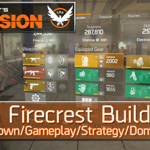 Division 1.6 Firecrest Build