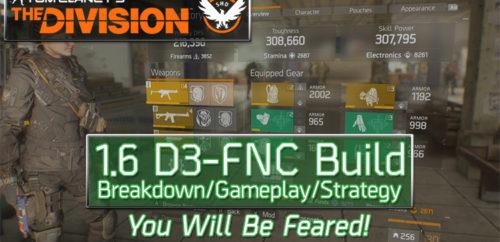 Division 1.6 D3 FNC Build