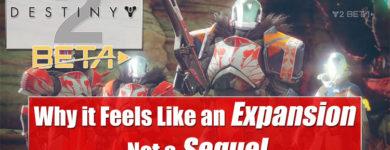 Destiny 2 Beta Thoughts