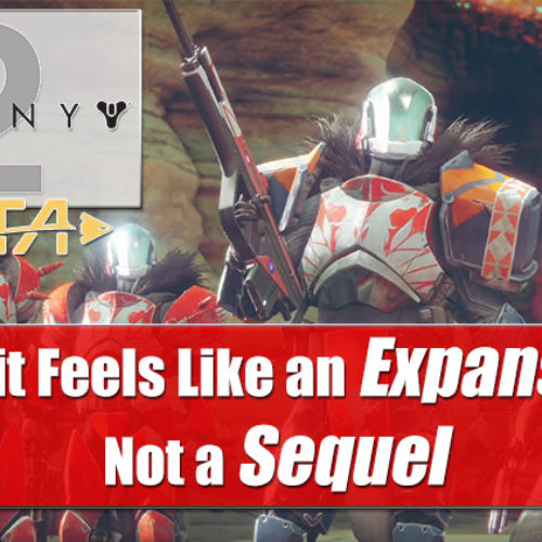 Destiny 2 Beta Thoughts