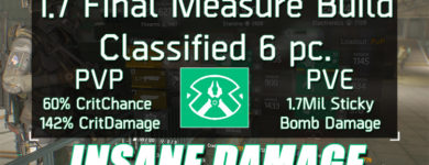 The Division 1 8 Update New Gear Score Explained - Are You